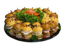 Servatii Catering / Servatii Pastry Shop & Deli's Selection of Beautiful Catering Items