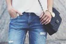 Jeans / My favourite looks.