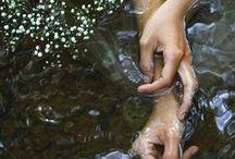 Les Mains / façonner, donner, toucher, partager...