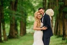 Amazing coral &mint wedding / Wedding flowers. decorations
