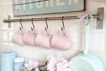 Kitchen Inspirations / Kitchen Goals and Inspirations