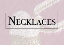 Necklace Collection / Our collection of Women's Necklaces is sure to make you Shyne no matter what your style or budget! From simple chains to elegant statement pieces we've got you covered.