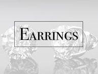 Earrings / Shyne Jewelers offers a huge variety of stud, hoop, and dangle earrings.