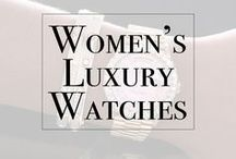 Women's Luxury Watches / Shyne Jewelers Luxury Watch Collection for Women is your go-to for all of your fashion and style needs.