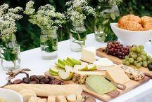 White / A perfect white picnic