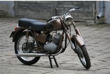 Polish SHL M06T motorcycle manufactured in 1959 / If you are interested in purchasing a motorcycle, please contact me: +48501275079 or skrzyart@gmail.com