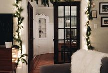 Christmas Decorations / Classy Christmas decorations for the whole house.