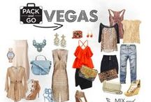 VEGAS FASHION IDEAS- NIGHTLIFE / Ideas for planning and packing for a night out in Fabulous Las Vegas!