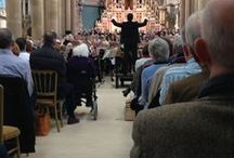 """The """"Manchester"""" Messiah / We invite choirs and singers into Manchester for a weekend of singing culminating in a performance of Handel's Messiah at The Monastery"""