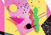 Pop / arte pop, diseño... gráfica y tres dimensiones