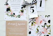 DESIGN | Wedding Invitation