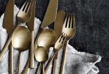 Kitchen utensils / Cutlery etc