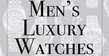 Men's Luxury Watches / Shyne Jewelers Luxury Men's Watch Collection