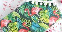 Let's Flamingle! / Flamingoliebe! :) DIY & Handmade Ideen + Rezepte
