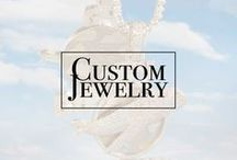 Custom Jewelry / Quality custom jewelry is what we're known for.  Our in-house designers work with you to turn your ideas into reality.  Design your own piece today!