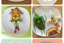 Fun With Food / Funny faces and creating creatures. Messy? Yes. Fun? Definitely. / by Kiddicare