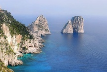 Capri, Italy / The most beautiful place I have ever been to -