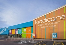Our stores / We now have nine fabulous superstores around the UK, with more to come! Take a look... / by Kiddicare