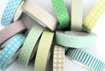 Washi tape / Decoration
