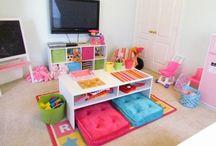 Playroom kids