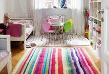 Nursery Inspiration: Rainbow / A place of their own to play and grow. / by Kiddicare