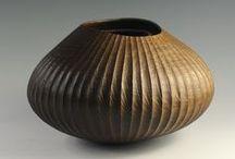 ceramic art - clay - raku