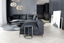 ____Space_Oddity____ / Minimal contemporary classy interiors