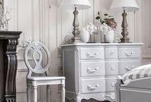 Style Charme / Shabby style / #charme #charm #shabby #meuble #meubles #decoration #deco #furniture