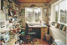 Writer's room / My someday room for reading & writing