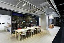 Work&Creation space / Lieux de travail & de création 2 en 1