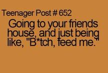 #teenager posts! / #2542648246264592....