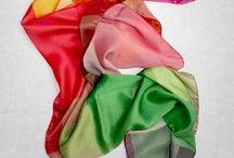 Schals / Schals aus Seide von ART LEKONT