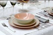 Arts de la table / Dishes / #decoration #interiors #home #dishes #interiorsfrance