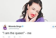 Miranda sings / Only mirfandas allowed!!  Just pin Miranda pics plss And comment if you want to be added :)