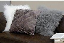 Coussins / Comfy pillows / #Pillows #Coussin #Decoration