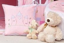 Nursery Theme: Fit For A Princess / by Kiddicare