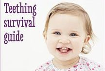 Top Teething Tips for Tots / by Kiddicare