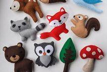 Nursery Theme: Wooded Wonderland / by Kiddicare