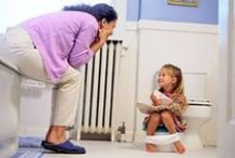 Toilet Training / http://www.kiddicare.com/blog/2015/06/top-tips-toilet-training-tots/ / by Kiddicare
