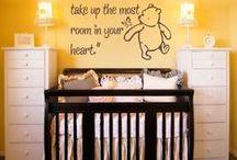 Nursery Theme: Winnie the Pooh / by Kiddicare