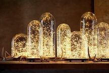 Lampiony, światełka