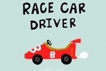 Go Faster Stripes! / Brum brum! Is your little one a boy racer? Got a girl who can't wait to put her pedal to the metal on the trike? Then you need this collection of all things fast and wild! / by Kiddicare