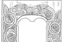 Viking & Celtic Designs / Til inspirasjon.