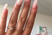 Nails / Beautiful and special nails.