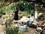 DOM - ogród