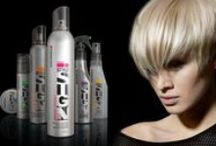 STYLESIGN / Showcase the beauty of color & cut like never before. High performance products with natural hair feeling, flexible hold and radiant shine.  #Volume #Gloss #Natural #Curl #Straight #Texture #StyleSign