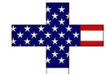 God bless America / #America #heroes / by Craig McCartan