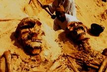 Bene HaElohim (fallen ones) / #nephilim #nephelim #fallen angels #angels #monsters #creatures #archeology #bones #gigantes #giants / by Craig McCartan