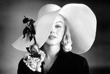 Wearing Hats / by Ruby de Blonde