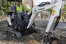 BOBCAT E14-E16 / The E14 and E16 excavators of Bobcat